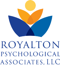RoyaltonPsych Office Sign
